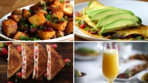 brunch ideas for two