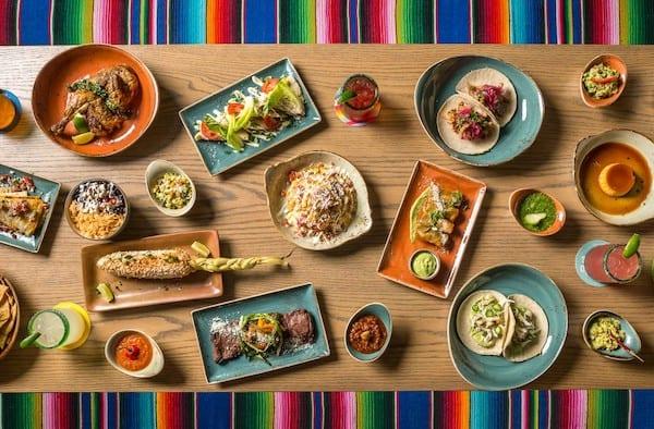 Horchata food