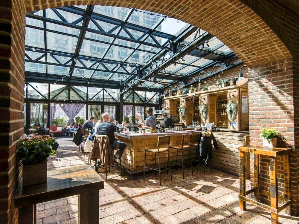 Best Rooftop Brunch In Nyc To Try This Weekend Top Brunch