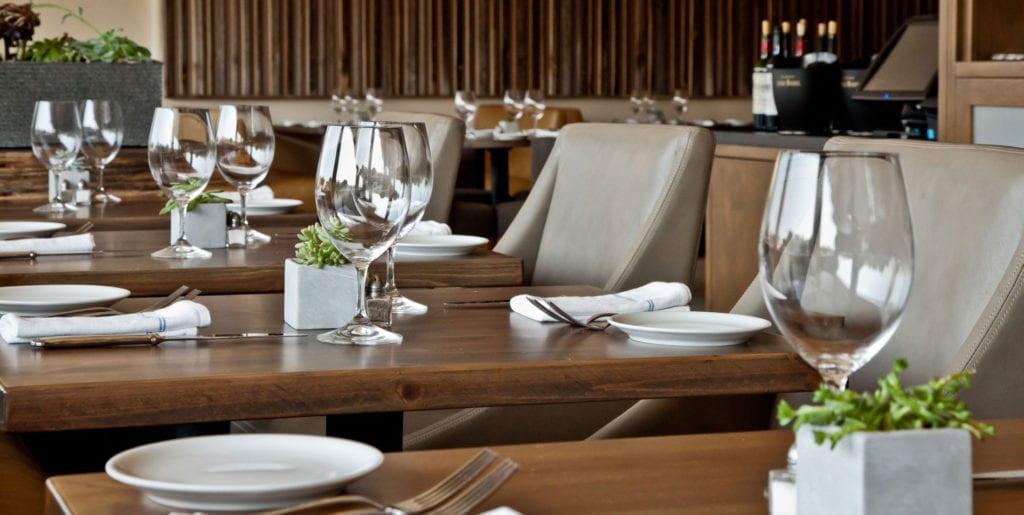 V's restaurant + bar