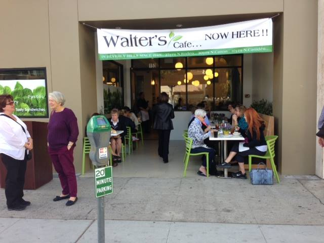 Walter's Cafe